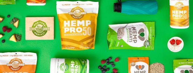 manitoba hemp products